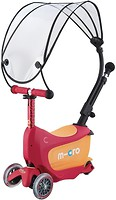 Фото Micro Mini 2go Canopy Deluxe Ruby Red (MMD059)