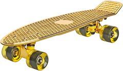 UFT Penny Board Pure Gold