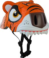 Crazy Safety Orange Tiger