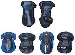 Фото Globber Junior Set 3 Protections XXS (540-100)
