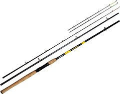 Fishing ROI Quantum Carbon Feeder 3.3m 40-110g