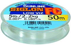Фото Sunline Siglon FC (SIG-FC) (0.78mm 50m 32kg) 16580535