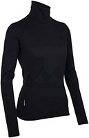 Icebreaker Tech Long Sleeve Turtleneck Women 260 реглан