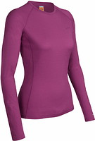 Icebreaker Oasis Long Sleeve Crewe Feath Women 200 футболка