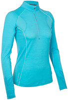 Icebreaker Vertex Long Sleeve Half Zip Women 260 футболка