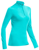 Icebreaker Oasis Long Sleeve Half Zip Women 200 кофта