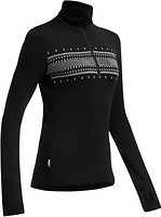 Icebreaker Tech Top Long Sleeve Half Zip Women футболка