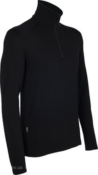 Фото Icebreaker Tech Top Long Sleeve Half Zip Men футболка