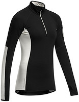 Icebreaker Atom Long Sleeve Zip Women 200 кофта