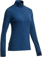 Icebreaker Original Long Sleeve Half Zip Women футболка рукав