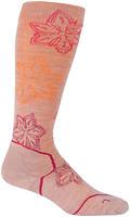 Icebreaker Ski+ Lite OTC Print TBC Women носки
