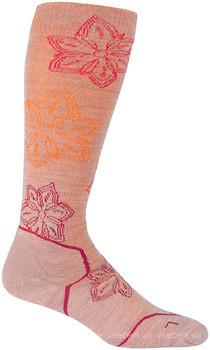 Фото Icebreaker Ski+ Lite OTC Print TBC Women носки