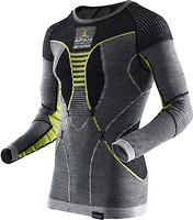 X-Bionic Apani Merino Shirt Long Sleeve Man