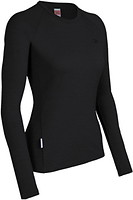 Icebreaker Long Sleeve Crewe Women 260 реглан