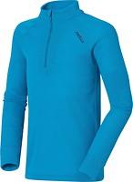 ODLO Shirt l/s turtle neck 1/2 zip Warm 10739