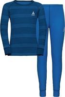 ODLO Set shirt l/s pants long Warm 150409