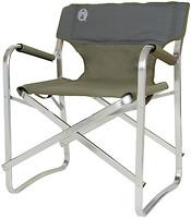 Фото Coleman Deck Chair Green (205470)