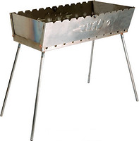 Master Tool Мангал-чемодан на 8 шампуров (92-0003)