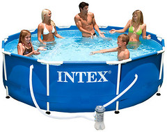 Intex Intex Metal Frame (28202/56999)