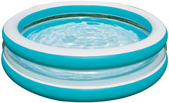 Intex Swim Center See-Through Round (57489)
