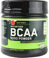Фото Optimum Nutrition BCAA 5000 380 г