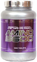 Фото Scitec Nutrition Amino 5600 1000 таблеток