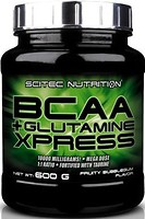 Фото Scitec Nutrition BCAA + Glutamine Xpress 600 г