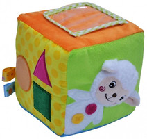 Фото Baby Team Мягкий кубик (8545)