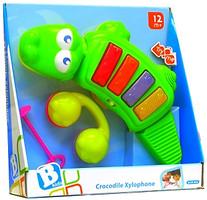 Фото Baby Baby Музыкальный инструмент Крокодил (6948, 04170, 01172, 7344)
