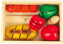 Мир деревянных игрушек Готовим завтрак средний (Д168)