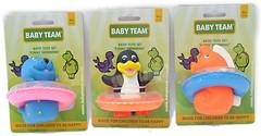 Фото Baby Team Набор игрушек для ванны Забавное купание (9008)