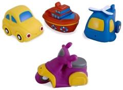 Canpol babies Игрушки для купания Машинки (004424)