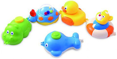 Фото Canpol babies Игрушки для купания Хоровод (2/594)