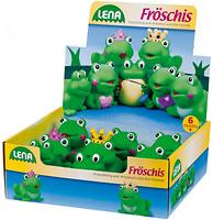 Lena Игрушки для игры с водой Лягушка (65522)