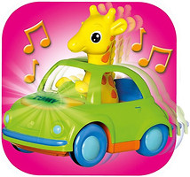 Tomy Жираф в кабриолете (T72201)