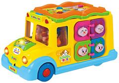 Фото HuileToys Школьный автобус (796)