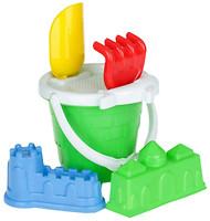 Фото Toys Plast Песочный набор Крепость (ИП.21.004)