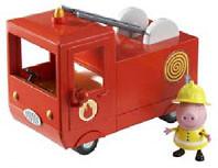 Фото Peppa Pig Пожарная машина Свинки Пеппы (05523)