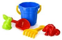Toys Plast Песочный набор Ромашка (ИП 21 002)
