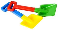 Toys Plast Лопатка большая (ИП 17000)
