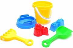 Toys Plast Песочный набор Замок (ИП 21 003)