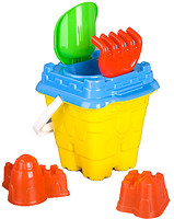Toys Plast Песочный набор Башня (ИП 21 005)