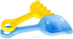 Toys Plast Лопатка и грабельки маленькие (ИП 24 001)