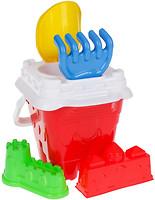 Toys Plast Песочный набор Башенка маленький (ИП.21.008)