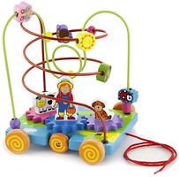 Фото Viga Toys Лабиринт Машинка (50120)