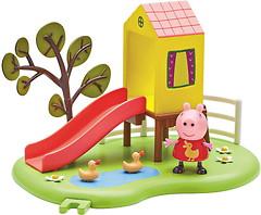 Фото Peppa Pig Игровая площадка Пеппы (06149-2)
