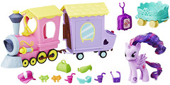 Фото Hasbro My Little Pony Поезд Дружбы (B5363)