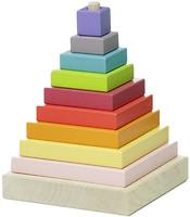 Cubika Пирамидка разноцветная LD-5 (12329)