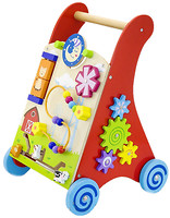 Фото Viga Toys Развивающая доска RED (50950)