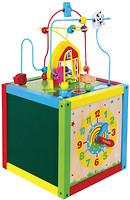 Viga Toys Куб деревянный (58506)